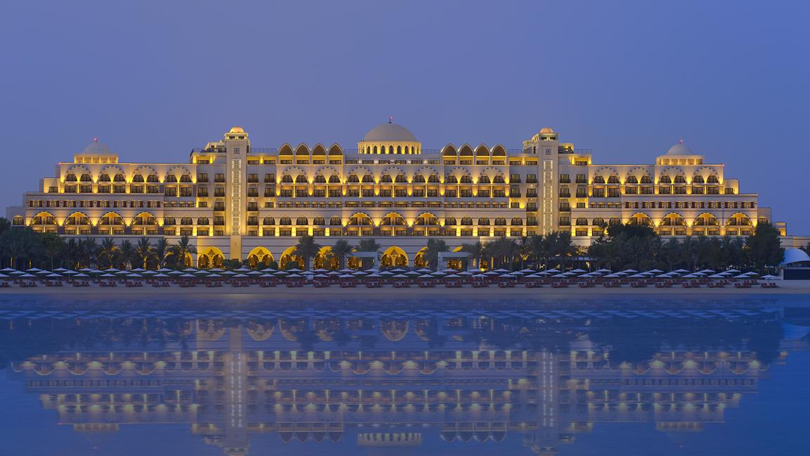 отель jumeirah zabeel saray дубай