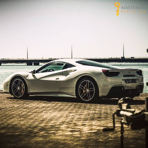 Exotic Luxury Car Rental In Dubai Emirates Billboard